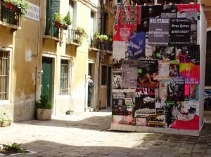 courtyard LUXEMBOURG PAVILION, CA' DEL DUCA Venice